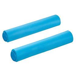 Supacaz Neon Blue SL Silicon Grips