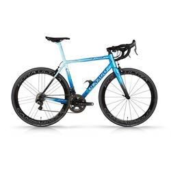 2018 BIKE COLNAGO C64 SUPER RECORD BFBL ATE DECO BLUE SIZE 45S
