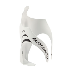 COLNAGO BC01 CARBON BOTTLE CAGE (GLOSS WHITE)