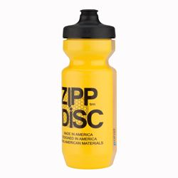 BOTTLE ZIPP PURIST DISC YELLOW 22oz
