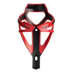 TACX DEVA BOTTLE CAGE BLACK/RED