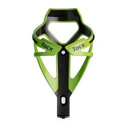 TACX DEVA BOTTLE CAGE BLACK/GREEN