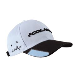 COTTON CAP BLACK/WHITE