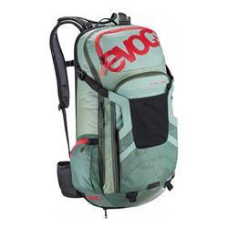 EVOC BAG FR TRAIL TEAM - LIGHT PETROL/OLIVE  SIZE XL