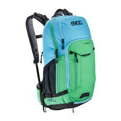 EVOC BAG ROAMER 22L - NEON BLUE/GREEN