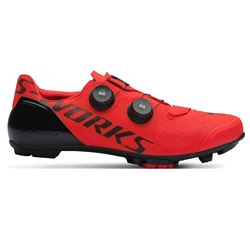 SHOES S-WORKS RECON ROCKETRED  SIZE 41.5