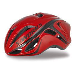 HELMETS SPECIALIZED S-WORKS EVADE TRI CE DIPPED RED ASIA S/M