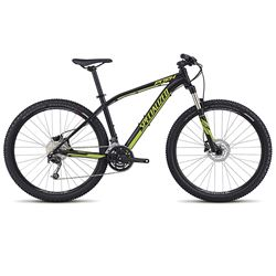 2017 BIKE PITCH COMP 650B SATIN BLACK/HYPER SIZE XS