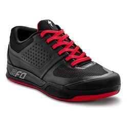 SHOE SPECIALIZED 2FO CLIP MTB BLACK/RED 40/7.5