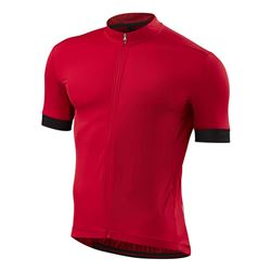 JERSEY SPECIALIZED RBX COMP SS RED/BLACK M