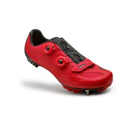 SHOE SPECIALIZED S-WORKS XC MTB RED/BLACK SIZE 39/6.5