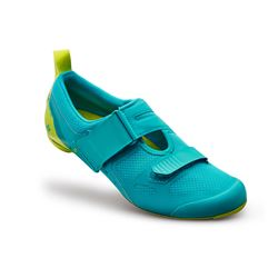 SHOES SPECIALIZED TRIVENT SC WOMAN ROAD TURQUOISE/HYPER GREEN SIZE  40/9