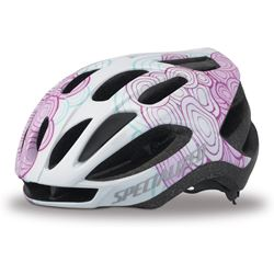 HELMET SPECIALIZED FLASH CE PINK CLOUDS YTH