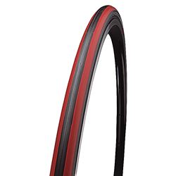 TIRE SPECIALIZED TURBO PRO BLACK/RED SIZE 700C/23