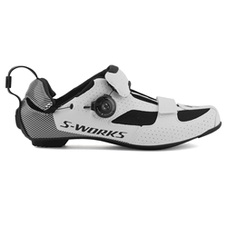 SHOE S-WORKS TRIVENT ROAD WHITE SIZE 41