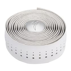 HANDLE BAR LEATHER TAPE SPECIALIZED CLASSIC SYNTHETIC WHITE/BLACK