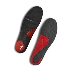BICYCLE  SHOE - BG SL FOOTBED + RED 44-45