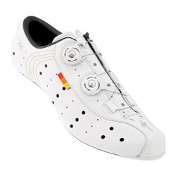 SHOE SPECIALIZED 74 ROAD WHITE SIZE 44/10.6